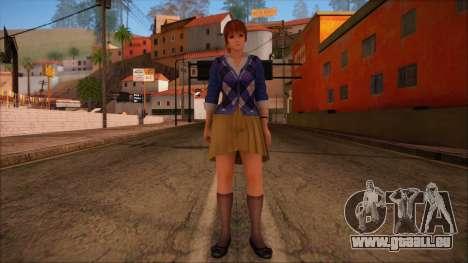 Modern Woman Skin 16 pour GTA San Andreas