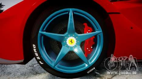 Ferrari LaFerrari 2014 [EPM] pour GTA 4 Vue arrière