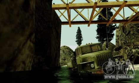 Piste off-road 4.0 pour GTA San Andreas huitième écran