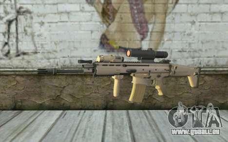 MK16 MK4CQ-T pour GTA San Andreas