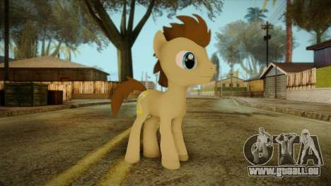 Doctor Whooves from My Little Pony für GTA San Andreas