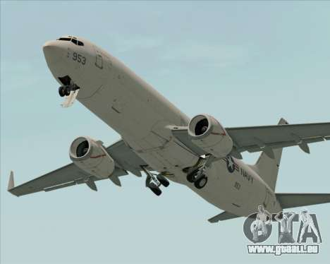 Boeing P-8 Poseidon US Navy für GTA San Andreas Motor