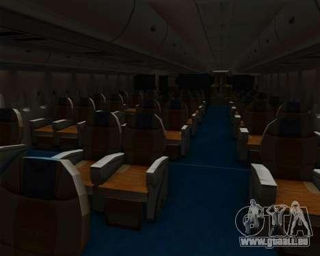 Airbus A380-800 Hainan Airlines für GTA San Andreas Motor