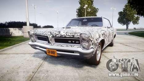 Pontiac GTO 1965 Sharpie pour GTA 4