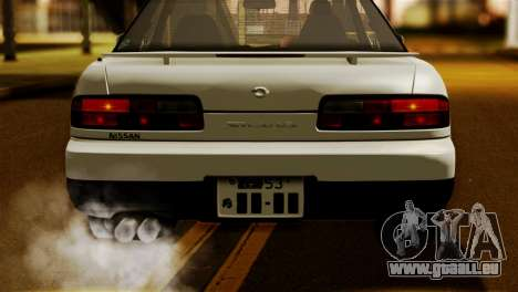 Nissan Silvia S13 1992 IVF pour GTA San Andreas vue de droite