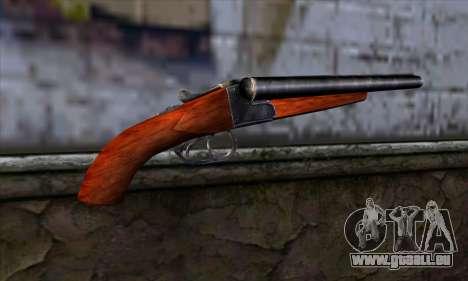 Sawnoff Shotgun pour GTA San Andreas deuxième écran