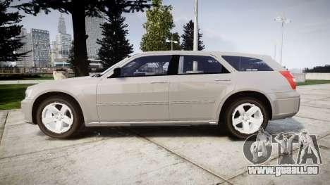 Dodge Magnum 2004 [ELS] Liberty County Sheriff pour GTA 4 est une gauche