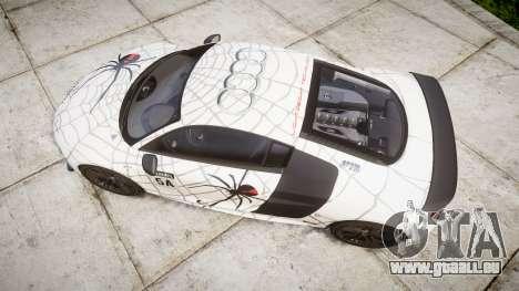 Audi R8 LMX 2015 [EPM] Cobweb für GTA 4 rechte Ansicht