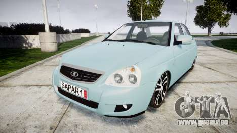 ВАЗ-Lada 2170 Priora Sapara pour GTA 4