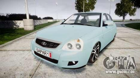 ВАЗ-Lada Priora 2170 Sapara für GTA 4