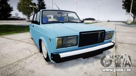 VAZ-2107 meilleur modèle pour GTA 4