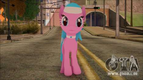 Aloe from My Little Pony pour GTA San Andreas