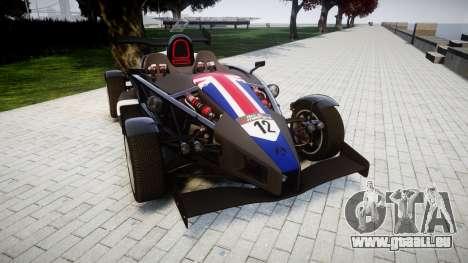 Ariel Atom V8 2010 [RIV] v1.1 S&A pour GTA 4