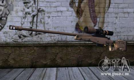 L11A3 Sniper Rifle für GTA San Andreas