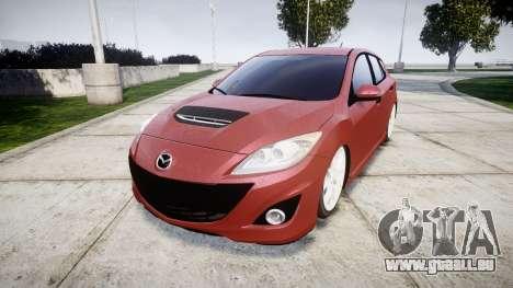 Mazda 3 MPS pour GTA 4