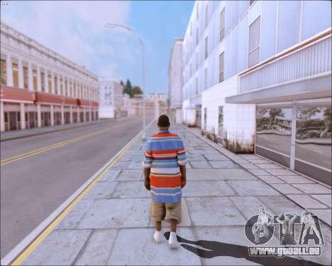 ClickClacks ENB V1 pour GTA San Andreas