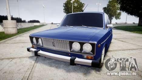 VAZ-2106 sur le pneuma pour GTA 4