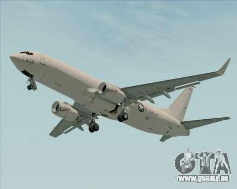Boeing P-8 Poseidon US Navy pour GTA San Andreas