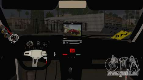 Tofas Dogan SLX für GTA San Andreas zurück linke Ansicht