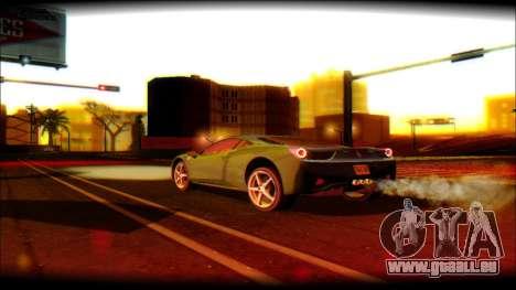 DayLight ENB for Medium PC pour GTA San Andreas quatrième écran