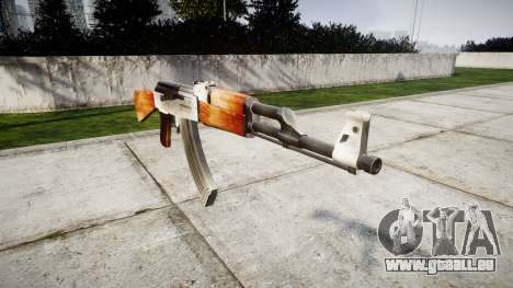 Die AK-47 HD für GTA 4