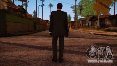 GTA 5 Online Skin 14 pour GTA San Andreas deuxième écran