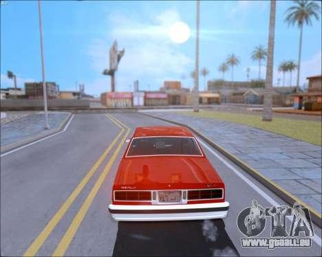 ClickClacks ENB V1 für GTA San Andreas dritten Screenshot