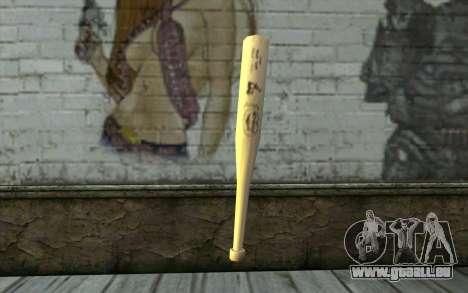 Baseball Bat from GTA Vice City pour GTA San Andreas