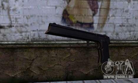Grammaton Cleric Beretta v2 für GTA San Andreas