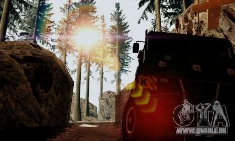 Piste off-road 4.0 pour GTA San Andreas dixième écran