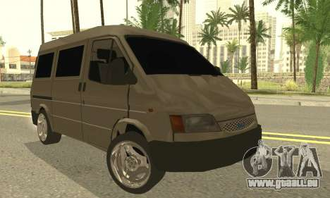 Ford Transit 1997 Medium Roof für GTA San Andreas