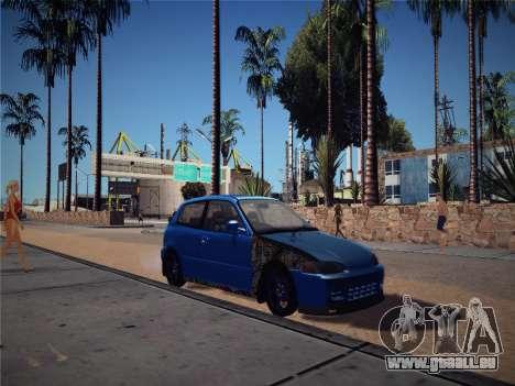Honda Civic JDM Edition pour GTA San Andreas