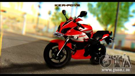 Honda All New CBR150R für GTA San Andreas
