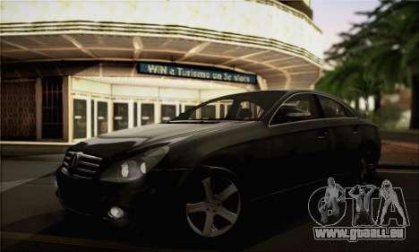 Mercedes-Benz CLS 500 für GTA San Andreas