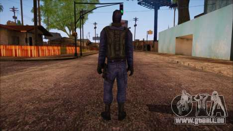 GIGN from Counter Strike Condition Zero für GTA San Andreas zweiten Screenshot