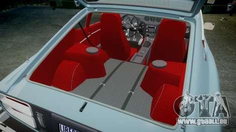 Datsun 260Z 1974 pour GTA 4 est un côté