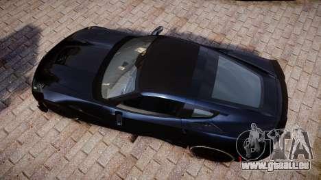Chevrolet Corvette Z06 2015 TireYA3 für GTA 4 rechte Ansicht