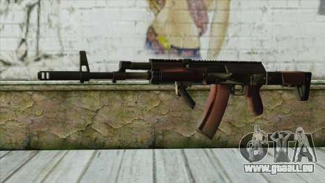 AK47 from Battlefield 4 für GTA San Andreas