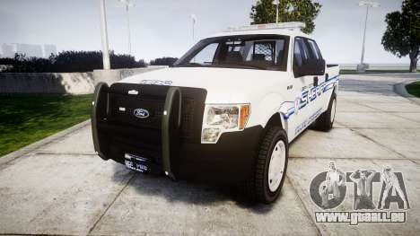 Ford F-150 [ELS] Liberty County Sheriff pour GTA 4