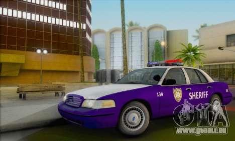 Ford Crown Victoria 1999 Walking Dead pour GTA San Andreas