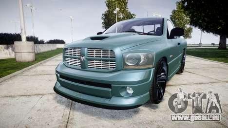 Dodge Ram pour GTA 4