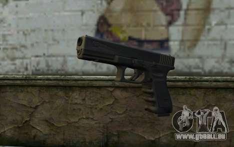 Glock-17 pour GTA San Andreas
