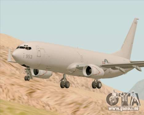 Boeing P-8 Poseidon US Navy für GTA San Andreas