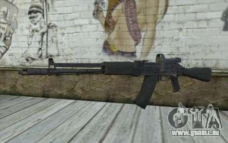 AK-107 von ARMA2 für GTA San Andreas
