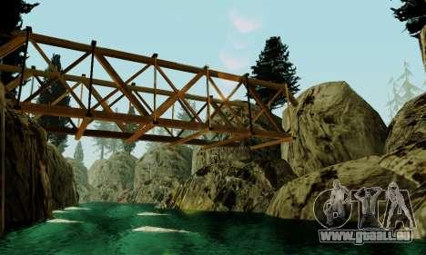 Piste off-road 4.0 pour GTA San Andreas onzième écran