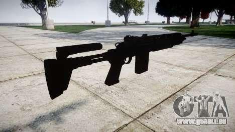 Automatische Gewehr Mk 14 für GTA 4 Sekunden Bildschirm