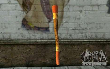 Flûte pour GTA San Andreas