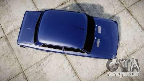 VAZ-2106 sur le pneuma pour GTA 4 est un droit