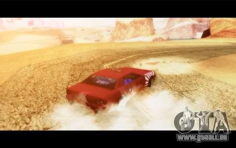 Elegy By Next für GTA San Andreas rechten Ansicht