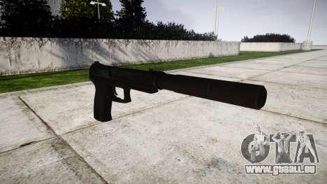 Pistolet HK Mk.23 pour GTA 4